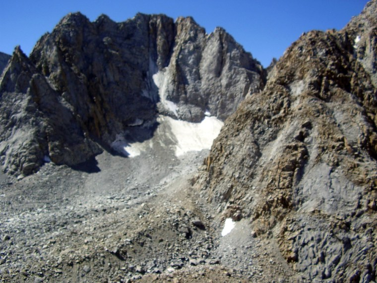 Authorities said theremains were located near where climbers spotted the body of another airman in 2005.