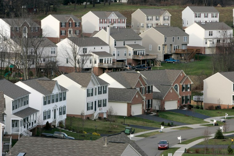 Building projects surged during the housing boom that ran through much of this decade.
