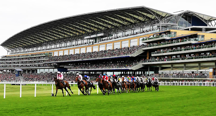 A major highlight on the their social calendar, the cream of English society turn up for the mid-summer Royal Ascot festival in Berkshire, England, (June 17-21, 2008).Some 300,000 people attend during the week including the Royal family who arrive each day in horse-drawn carriages.