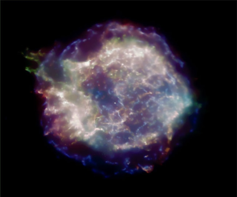 Supernovas like the one captured here by Chandra X-ray Observatoryare believed tohold secrets on the cosmos. Scientists hope to uncover them by recreating star deaths in the laboratory.