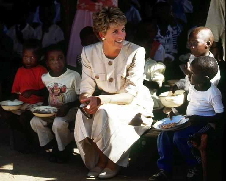 Diana At Nemazura