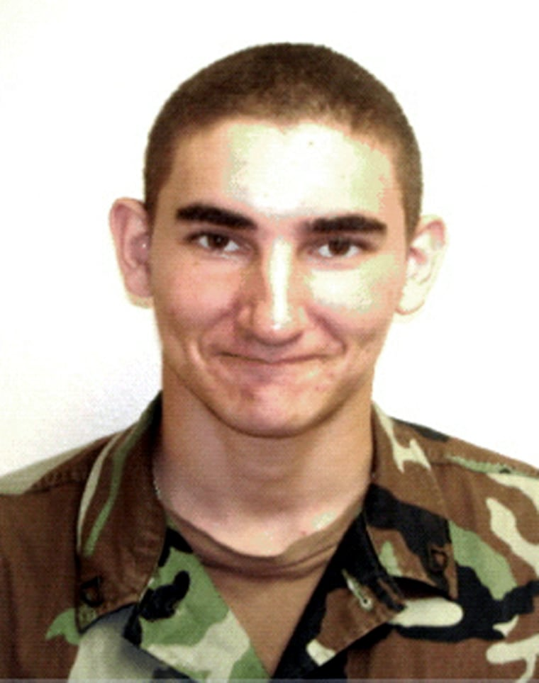 Spc. John R. Fish disappeared this week near Fort Bliss and was found dead with a single gunshot to the head.