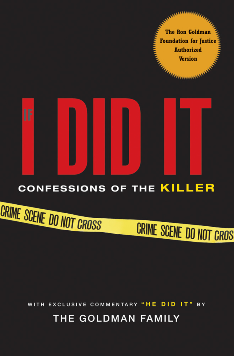 """After saying it would not stock copies of the book in its stores, citing lack of customer demand, Barnes & Noble, Inc. announced that it would indeed carry O.J. Simpson's controversial book """"If I Did It."""""""