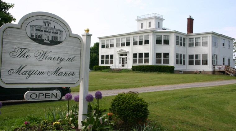 Close to the shores of Lake Ontario in Appleton, N.Y., Marjim Manor adds a bit of spooky fun this autumn to their tour of the Niagara Wine Trail, which also hosts monthly events like a Sept. 29-30 Harvest Fest and an Oct. 27-28 Hallowine Murder Mystery, where you pick up a clue at each winery.