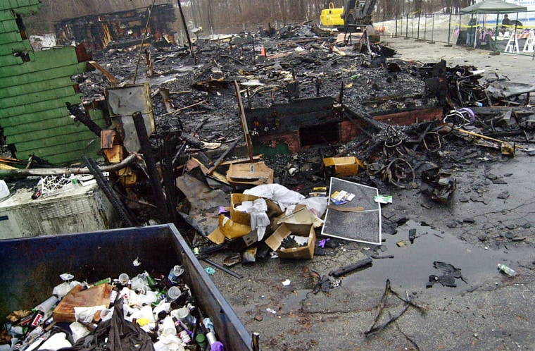 Deadly Rhode Island Night Club Fire Calims 96 Lives