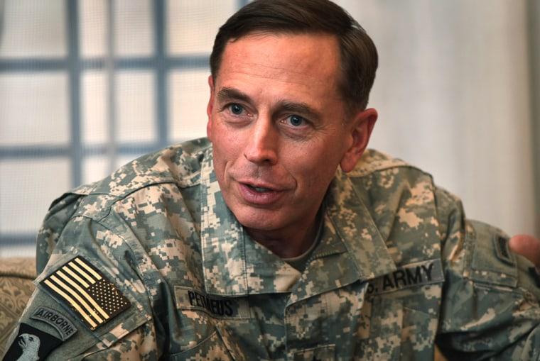 Ambassador Crocker and General Petraeus Prepare For Congressional Report On State Of Iraq