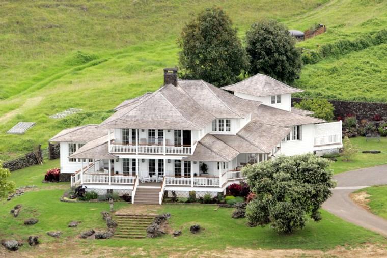Oprah Winfrey's Hawaiian home