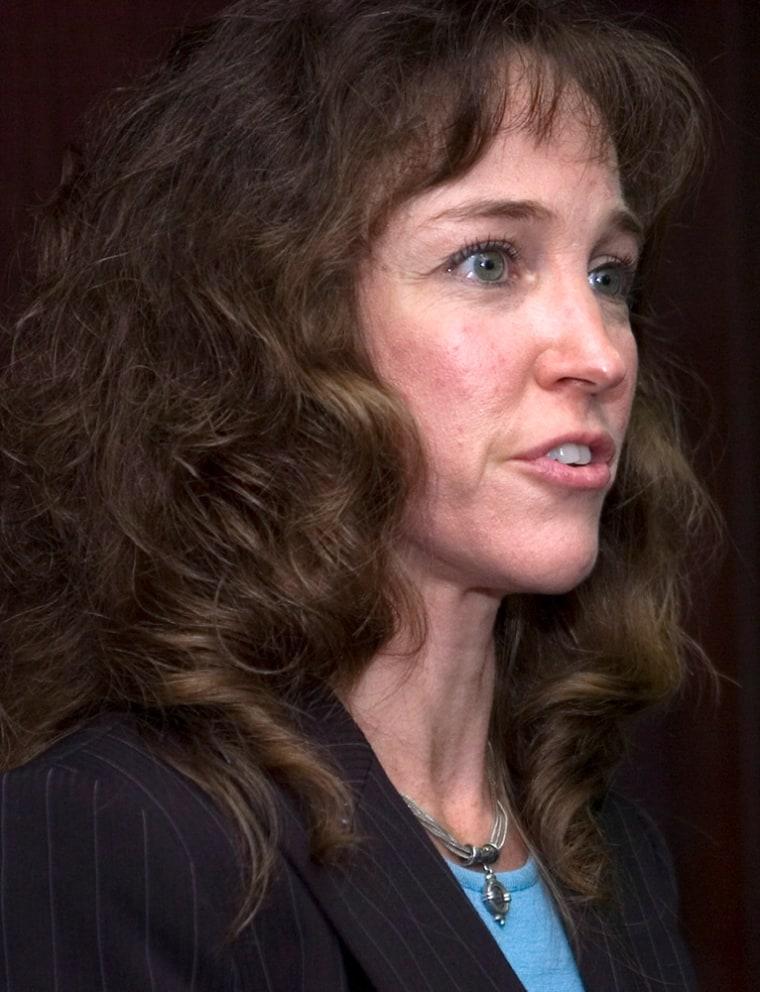Former Astronaut Lisa M. Nowak