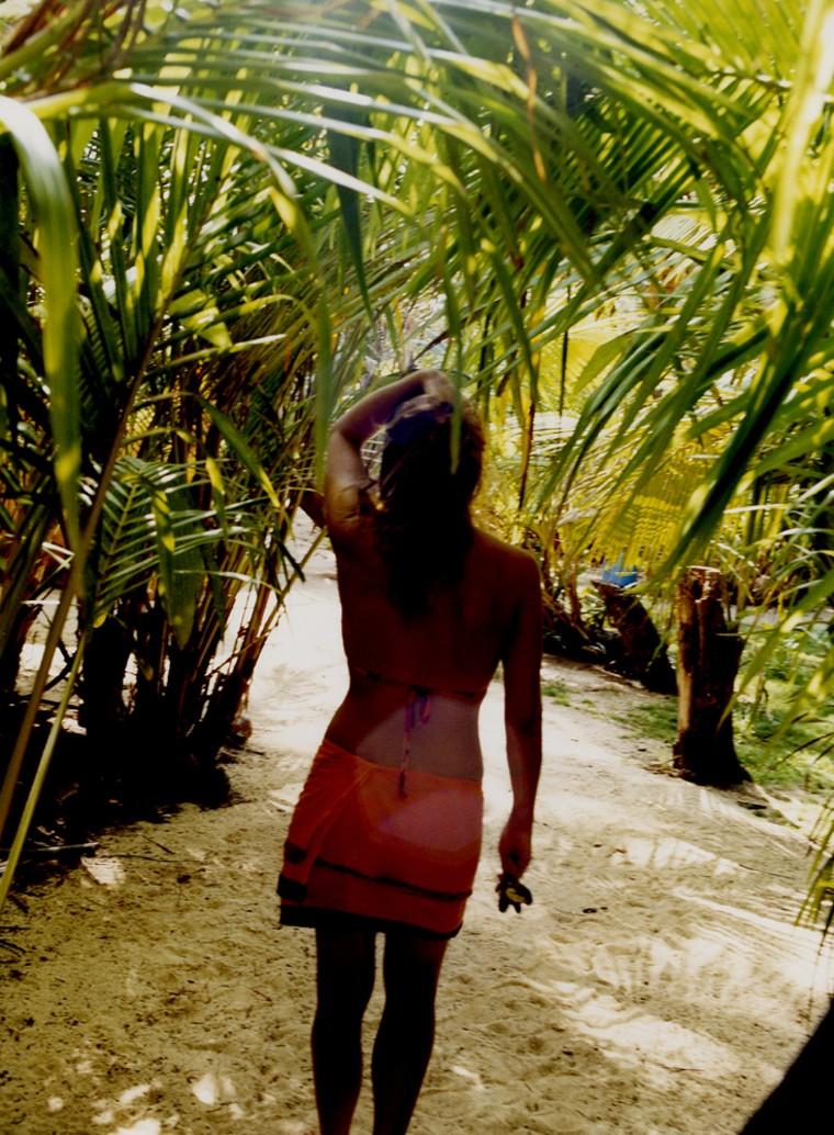 Ensueños resort, on Little Corn Island, 40 miles off the east coast of Nicaragua.