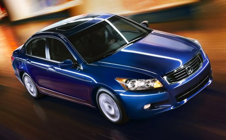 Honda's new Accordis now so big it now occupies the same car category as vehicles like the grandfatherly Crown Victoria.