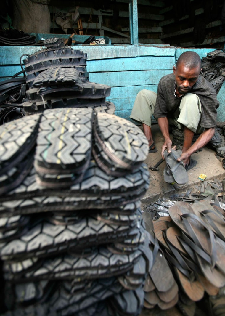 TO MATCH FEATURE MICROFINANCE-AFRICA