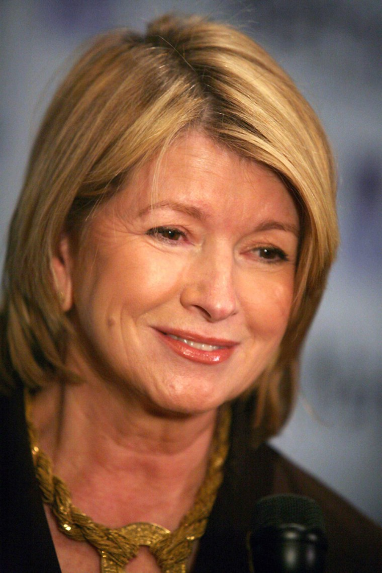 """The initial launch of 15,000 cases of """"Martha Stewart Vintage"""" will include three wines: 2006 Sonoma County Chardonnay, 2005 Sonoma County Cabernet Sauvingon and 2006 Sonoma County Merlot. The wines will be offered in Atlanta, Boston, Charlotte, N.C., Denver, Phoenix, and Portland, Ore."""