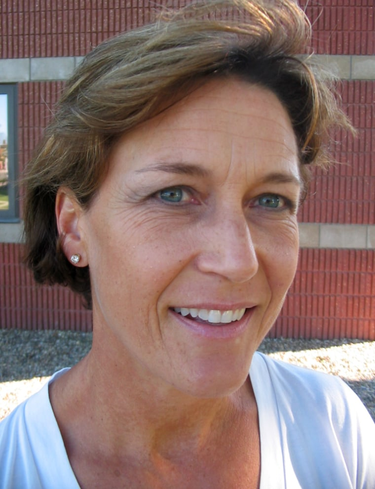 Iowa Democratic activist Ann Fitzgibbons is shopping for a presidential contender to support.