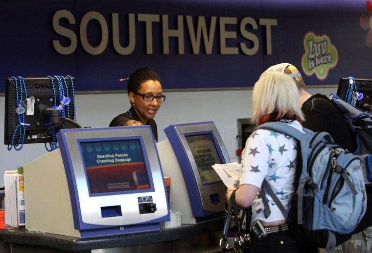 Gavin Newsom And Southwest CEO Launch New Service To SFO