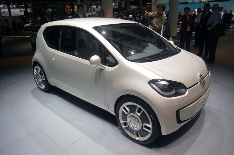 Volkswagen says the Up! concept is only a test vehicle, but its eventual importation to the U.S. is possible.