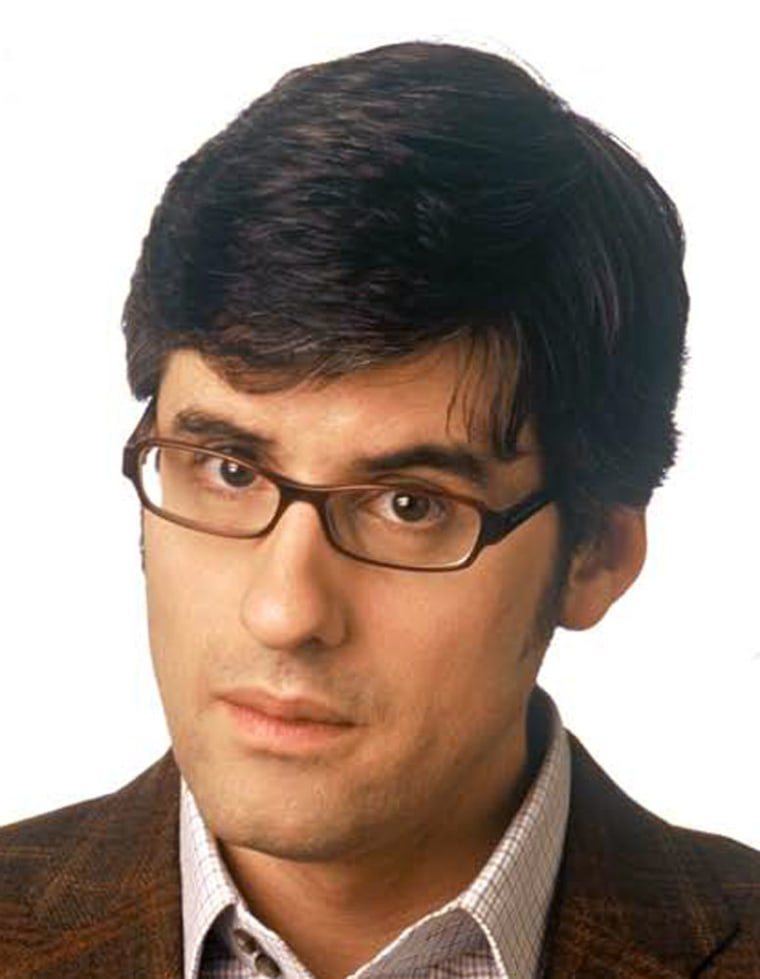 """Comedian Mo Rocca: """"I thought, 'Wow, this is so doable!'"""""""