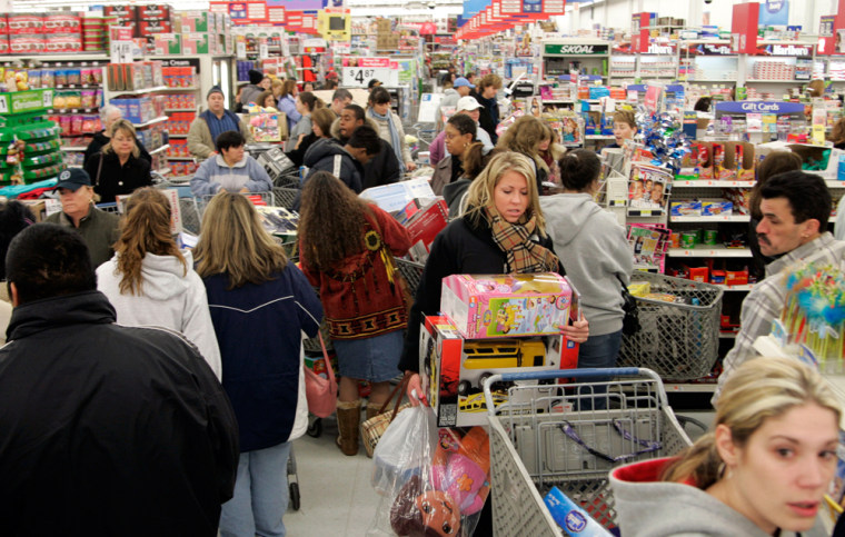 The nation's largest retailer is trying to measure how much it takes to make items in seven categories, but critics are waiting to see what the company will do with the information.