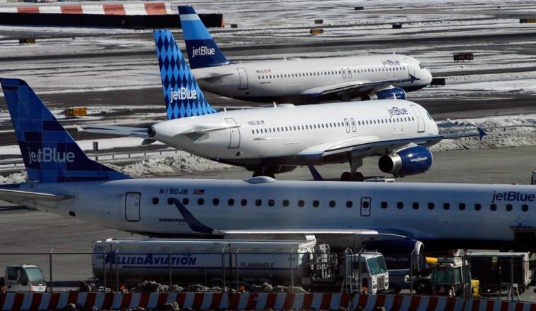 Jet Blue Cancellations