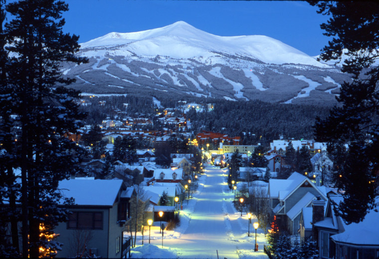 Take advantage of a great ski deal in Breckenridge, Colo. For $488 per person, you'll get a rental car, four nights in a two-bedroom, two-bath condo at ResortQuest Park Place Condominiums, and a three-day lift ticket, from $488 per person.
