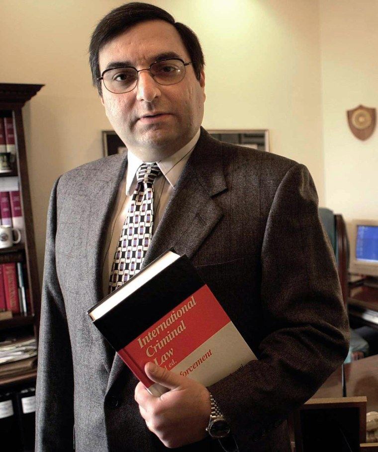 Feisal Amin Istrabadi, a U.S.-born Iraqi, served the last three years as Iraq's deputy ambassador to the United Nations.