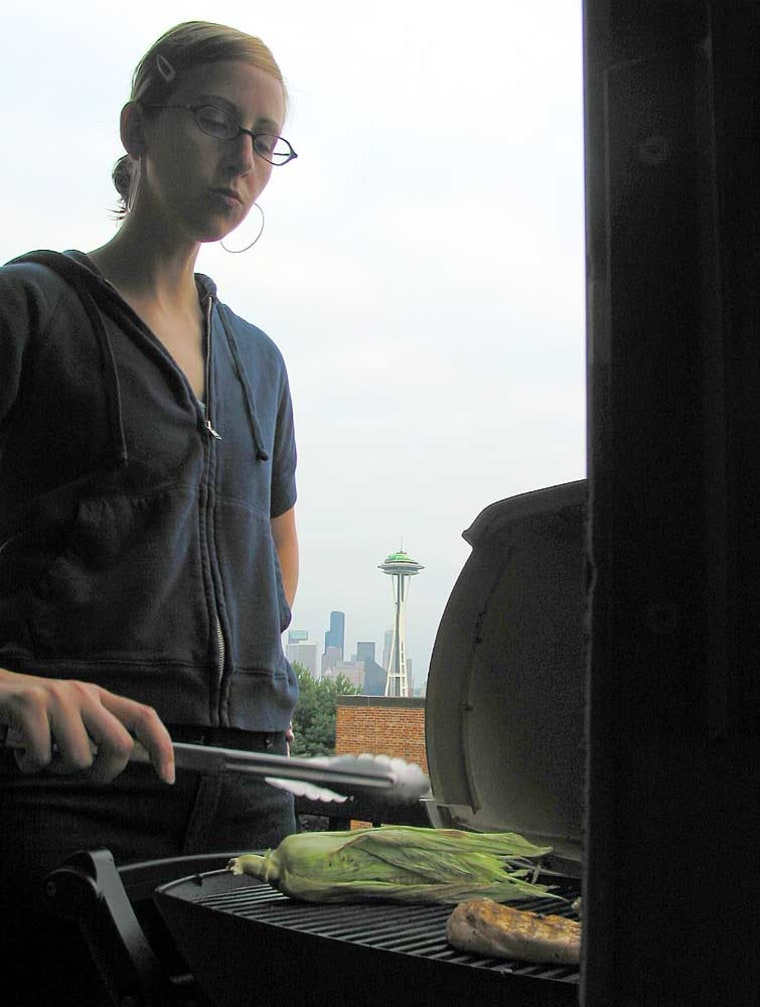 An international fire code being adopted across America bans grilling on many apartment decks and balconies.