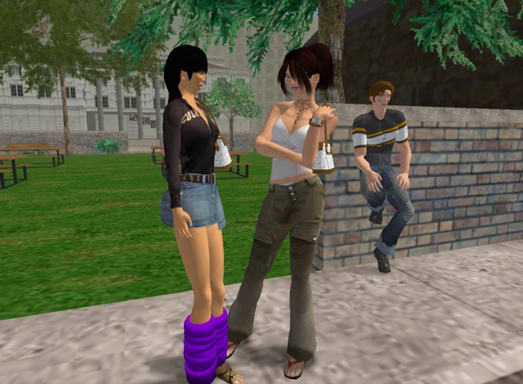 'Second Life,' the 3-D virtual world where players interact through avatars, is about to get a whole lot noisier.