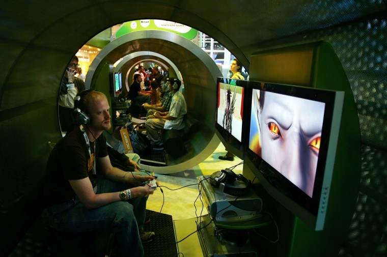 E3 Expo 2006 Kicks Off In Los Angeles