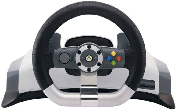 Microsoft will send out replacement parts forWireless Racing Wheel controller following reports that the device overheats and releases smoke.About 230,000 Wireless Racing Wheel controllers have been sold to consumers.