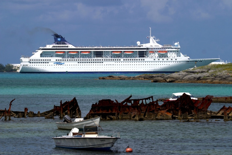 Cruise Ship the Norwegian Sea is anchored in Bermuda.The new passport requirements do not apply to U.S. territories, including Puerto Rico, the U.S. Virgin Islands, Guam, American Samoa and the Northern Marianas.