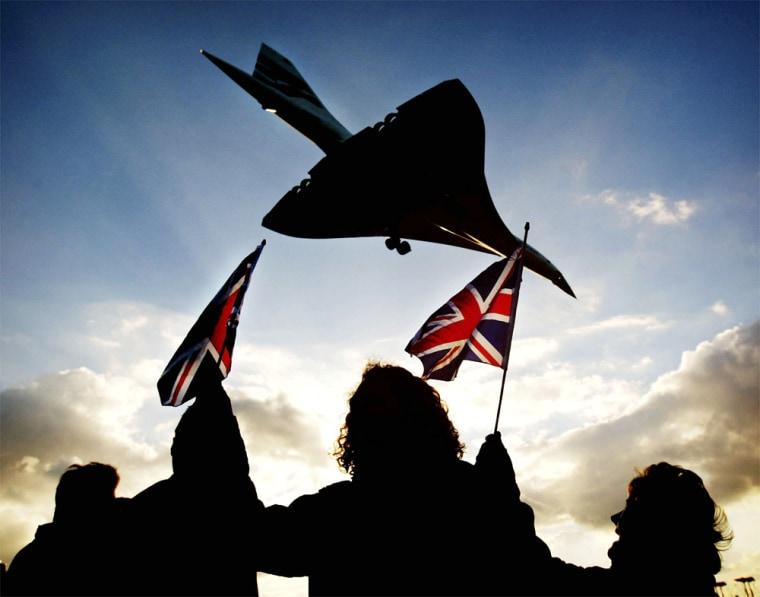 Concorde Makes Final Commercial Flight