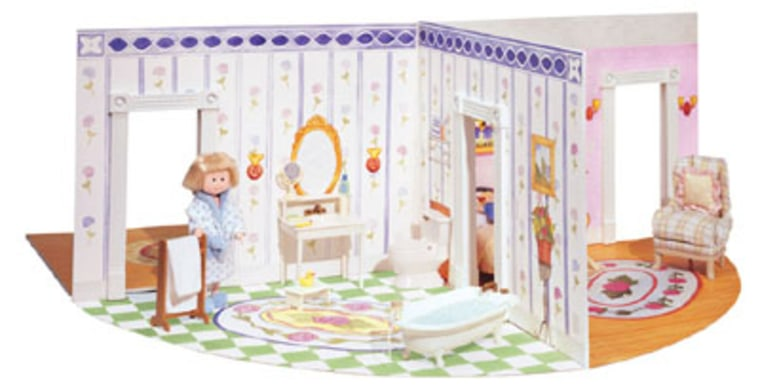 MADELINE STORYBOOK DOLL HOUSE BY RC2. 84616Storybook_bath_POS