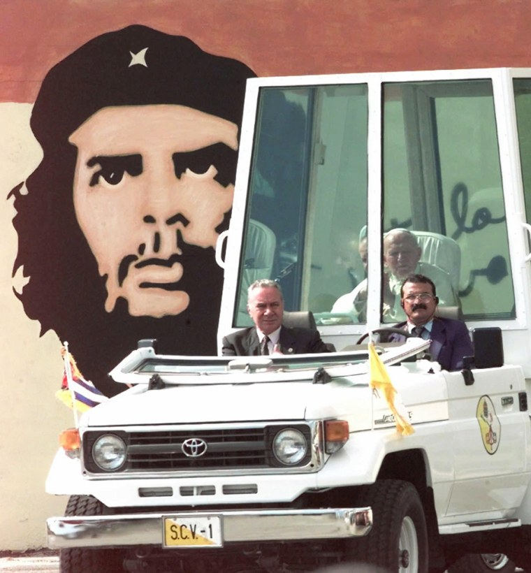 POPE AND CHE