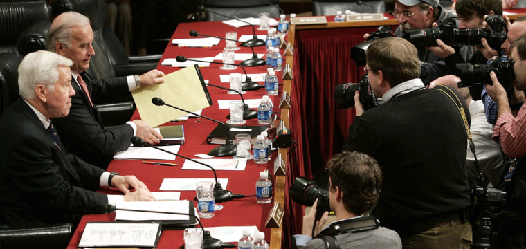 Senate Foreign Relations Committee Holds Hearing On Iraq
