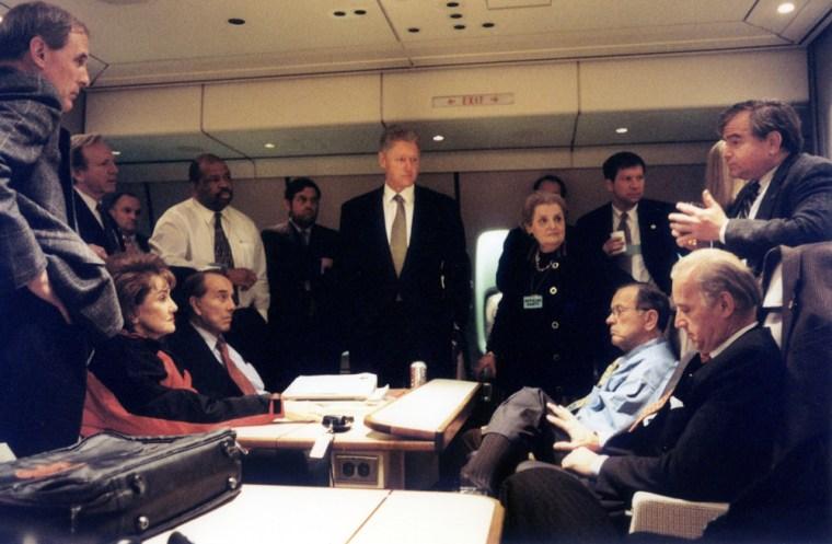 Joe Biden, Bill Clinton