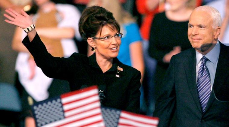 Image: Palin and McCain