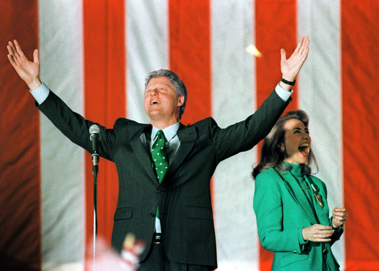 photo dated 17 March 1992 in Chicago shows Democra