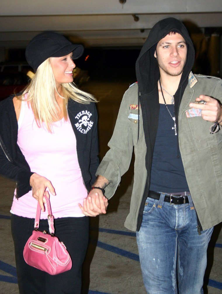 The Hilton sisters go out to the cinema in Hollywood