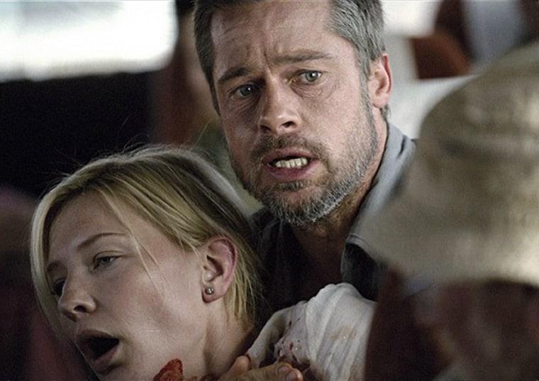 Drama film 'Babel' receives seven Golden Globe nominations undated publicity photograph