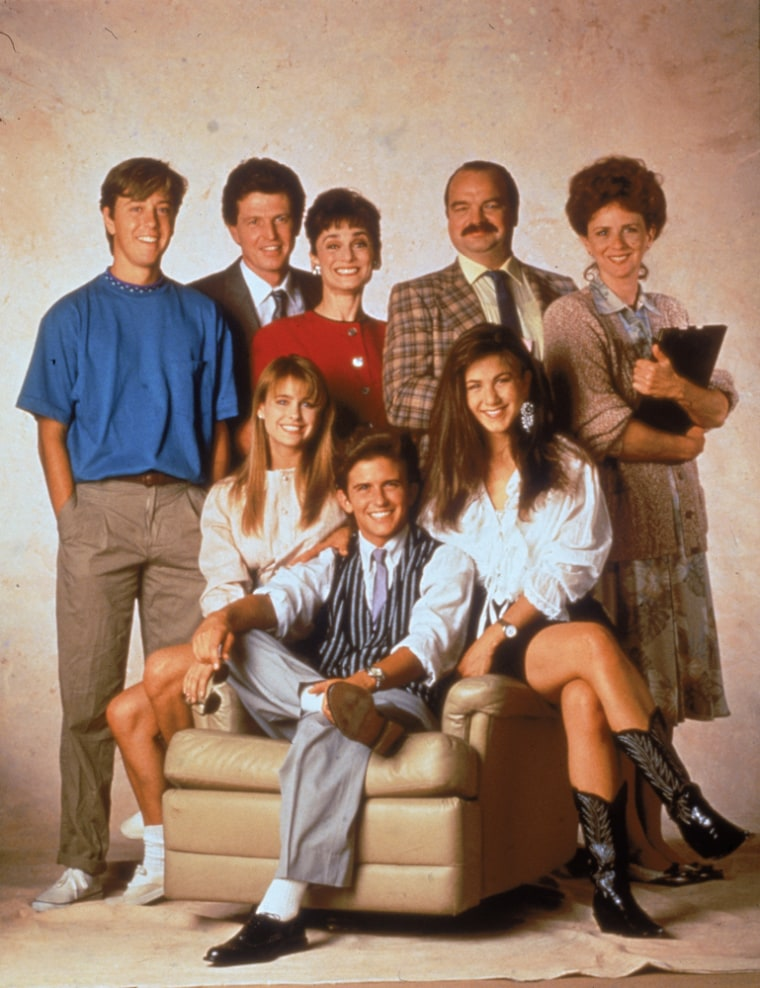The Cast Of The 'Ferris Bueller' Television Show