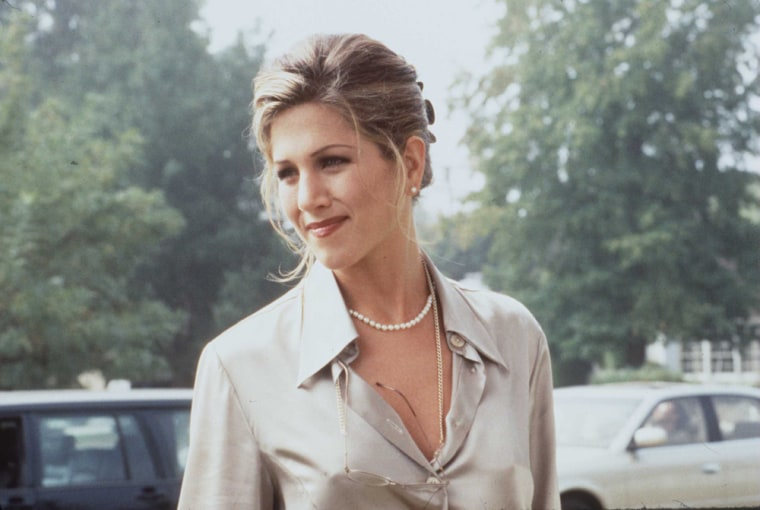 Jennifer Aniston Stars In The Movie Til There Was You