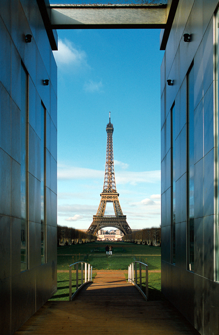 Get round-trip airfare on Air France, six nights' accommodations, round-trip hotel transfers, breakfast daily, a Bateaux Mouches river cruise, tickets to a Paradis Latin show, a city map, hotel taxes, and fuel surcharges, from $1,139.