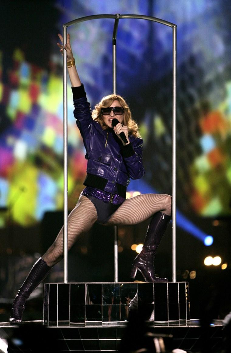 Show At MTV Europe Music Awards 2005