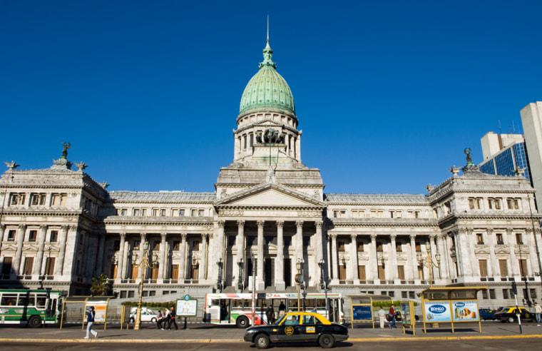National Congress, Buenos Aires, Argentina