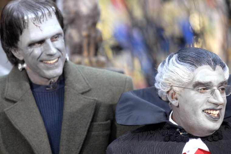 The TODAY show celebrates Halloween with a Monster Bash on Wed. Oct. 31.