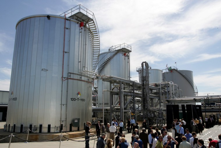 Nations Largest Biodiesel Production Facility Opens Near Seattle