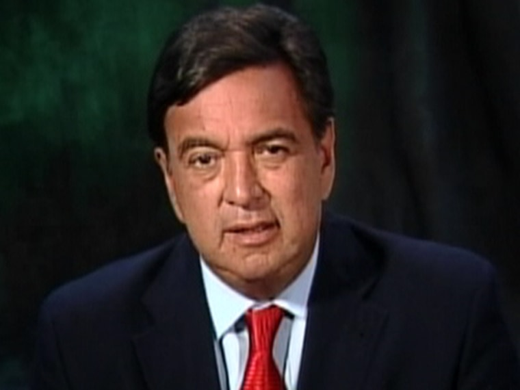 """Gov. Bill Richardson, D-N.M., says America is """"being bled dry by an invasion""""of Iraqthathas cost America $500 billion so far."""