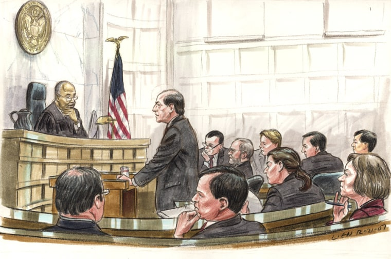 Dec. 21: David Remes argues before Judge Henry H. Kennedy on behalf Yemeni detainees at Guantanamo.