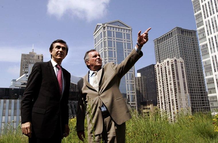 Chicago, Mayor Daley