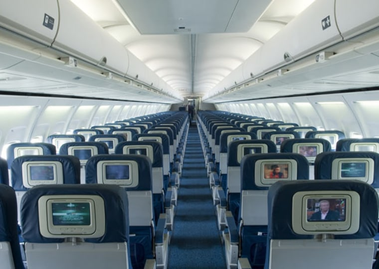 Delta is unusual among U.S. airlines in that it allows anyone to reserve exit-row seats, and doesn't charge for the privilege. However, this could change as the airline looks for new sources of passenger revenue to offset the increasing cost of fuel.