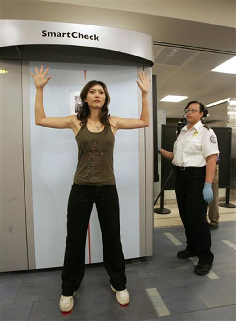 The TSA's controversial 'backscatter' X-ray security scanners are being used at an increasing number of U.S. airports.
